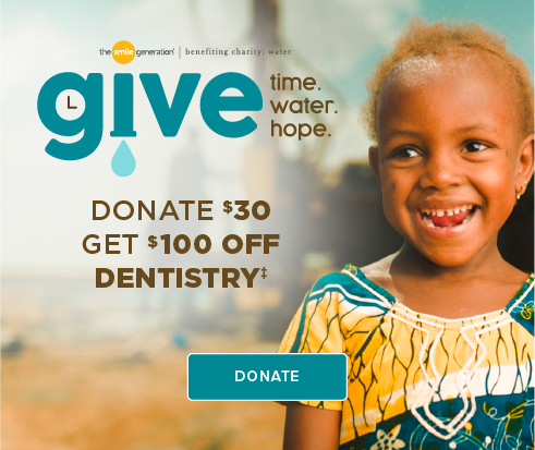 Donate $30, Get $100 Off Dentistry - Stephanie Dental Group