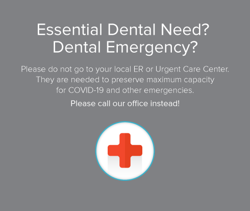 Essential Dental Need & Dental Emergency - Stephanie Dental Group