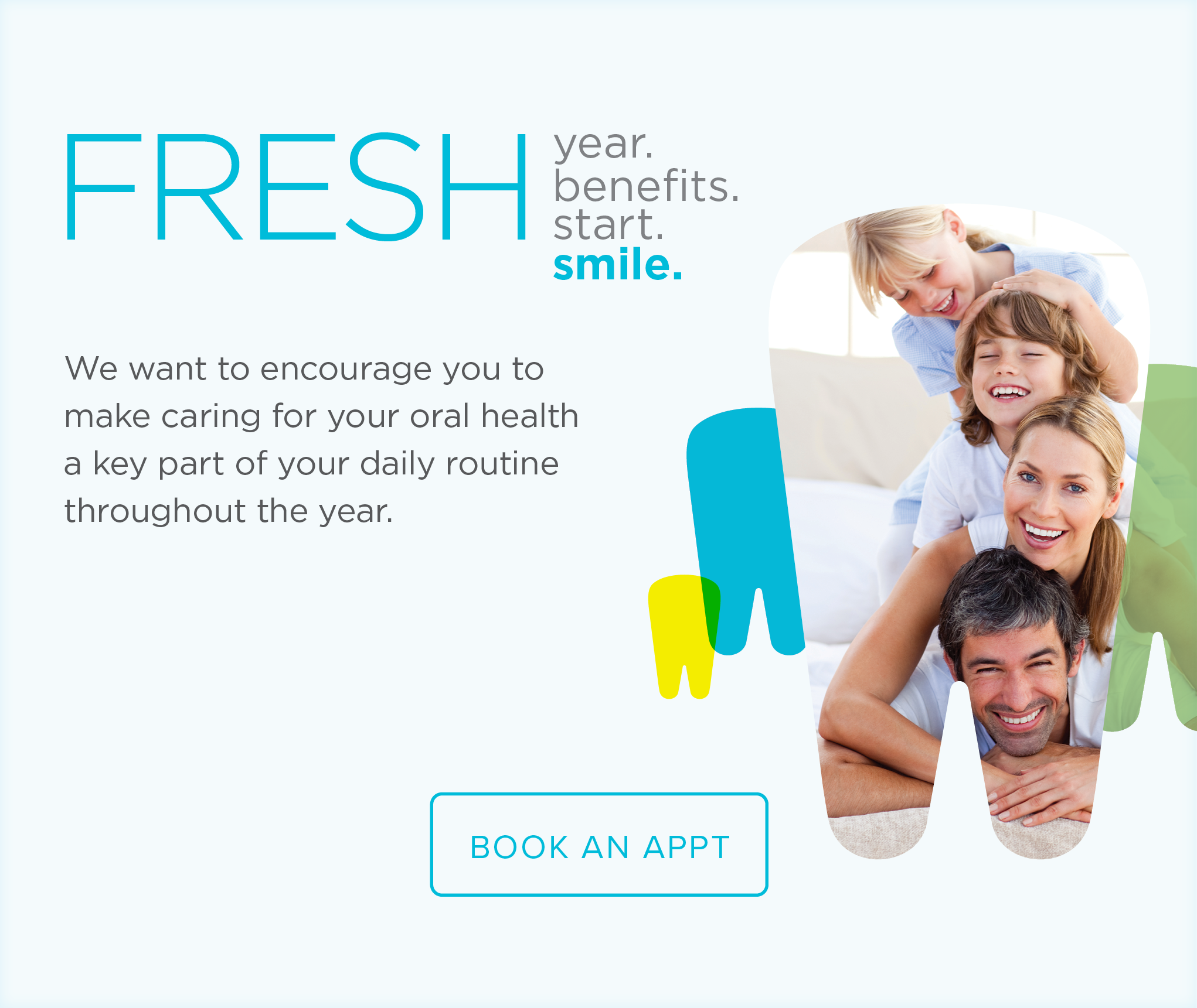 Stephanie Dental Group - Make the Most of Your Benefits